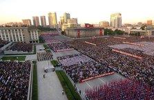 Kuzey Kore'de 'intikam' sesleri