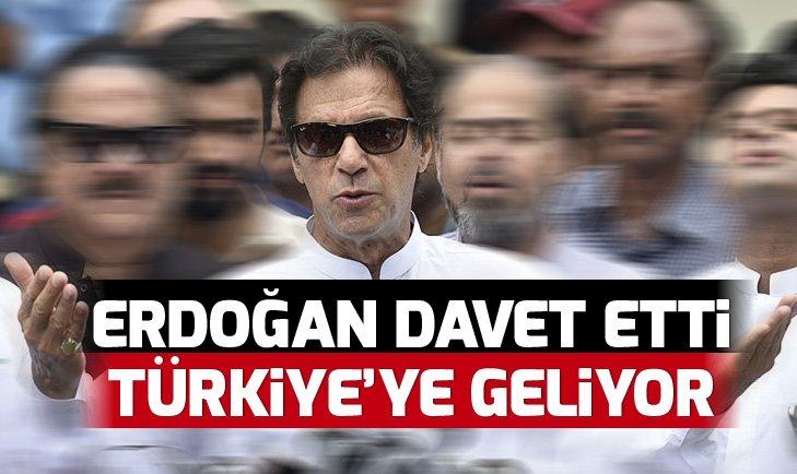 Pakistan Başbakanı Han Türkiye'ye geliyor