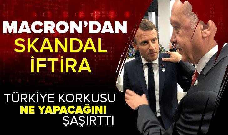 Macron'dan Türkiye'ye seçim iftirası! Müdahale riskleri belirlendi