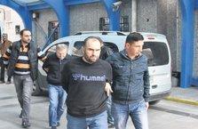 İtirafçı teğmen mahrem abileri yakalattı