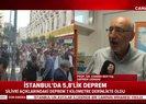 Uzman isim canlı yayında açıkladı: Peş peşe olan bu sarsıntılar olası büyük İstanbul depremini engeller |Video