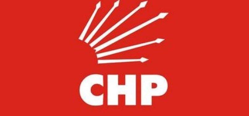 SON DAKİKA: O DA İSTİFA ETTİ! CHP'DE BÜYÜK ŞOK