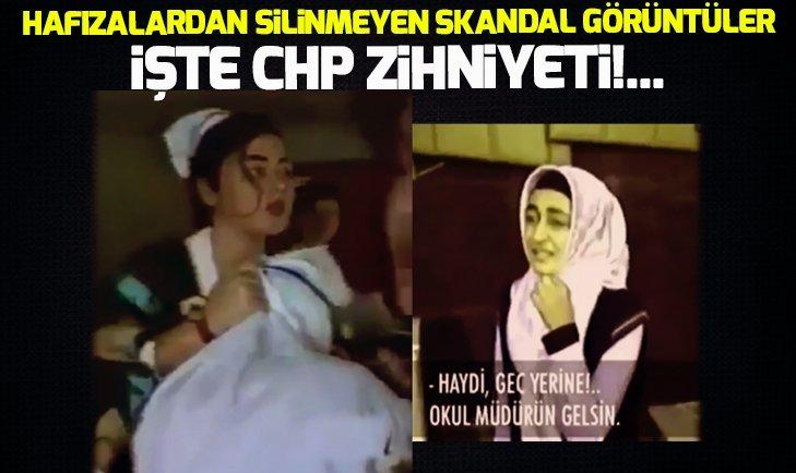 CHP zihniyetinin en net görüntüsü | Video