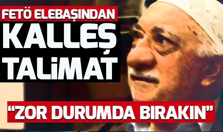 FETÖ elebaşı Gülen'den kalleş talimat: Hükümeti meşgul edin!
