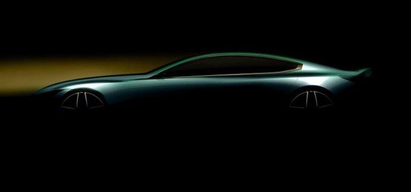 BMW GRAN COUPE 8'DEN İLK GÖRSEL