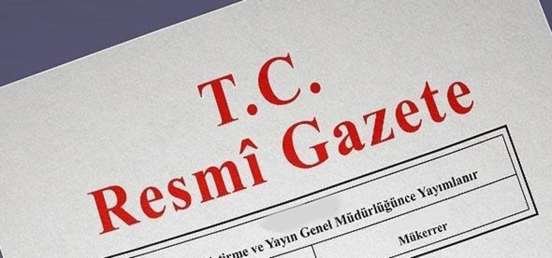 ATAMA KARARLARI RESMİ GAZETE'DE