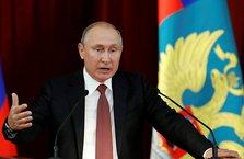 Putin net konuştu: Rusya'yı tehdit eden eylemlere karşılık vereceğiz!