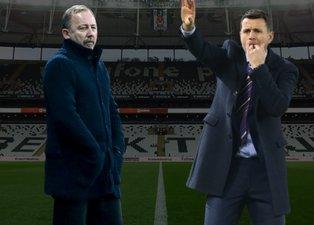 Beşiktaş - Trabzonspor maçının muhtemel 11'leri