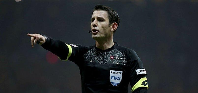 UEFA'DAN HALİL UMUT MELER'E ÖNEMLİ GÖREV!
