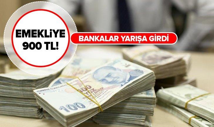 EMEKLİYE BANKA PROMOSYONU