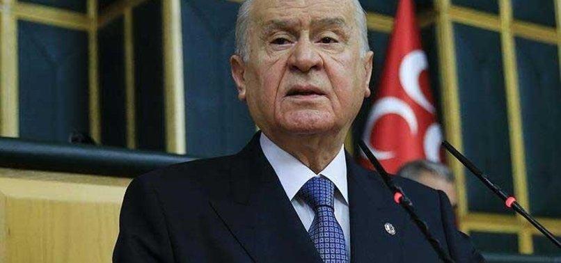 Son dakika: MHP Lideri Bahçeli'denMeral Akşener'e sert tepki: İP'in Başkanı projedir