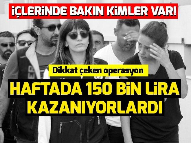 ADANA VE OSMANİYE'DE HAFTADA 150 BİN LİRA KAZANAN BAHİS ÇETESİ ÇÖKERTİLDİ