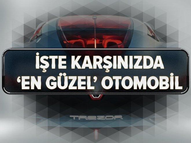 İŞTE KARŞINIZDA 'EN GÜZEL' OTOMOBİL