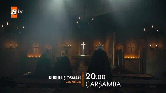 Kuruluş Osman 68. yeni bölüm fragmanı izle | Merak edilenler yanıt buluyor