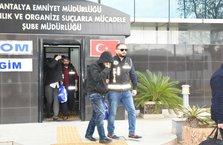 Antalya'da rüşvetçi kamu görevlilerine yeni operasyon