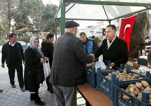 CHP'DEN İSTİFA EDEN GÜLBAY TANZİM SATIŞA BAŞLADI
