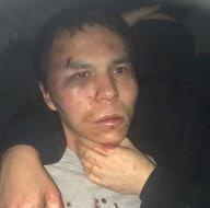 Reina saldırganının yakalandığı operasyondan görüntüler