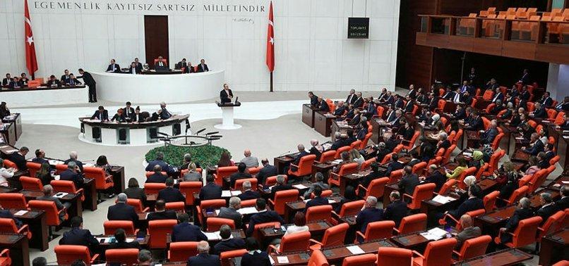 MECLİS, YARGI REFORMUNUN İLK PAKETİNİ ONAYLADI!