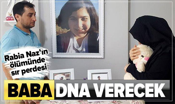 RABİA NAZ'IN ÖLÜMÜNDE SIR PERDESİ! BABA DNA VERECEK