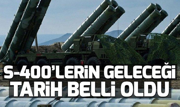 Türkiye S-400'leri Temmuz'da alacak