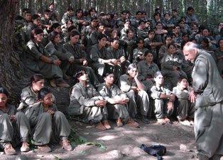 İşte PKK'nın kirli yüzü! Tecavüze karşı çıkanlara bakın ne yapıyorlar