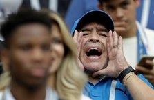 Arjantin desteğini sürdürüyor: Maradona'dan Filistin açıklaması!