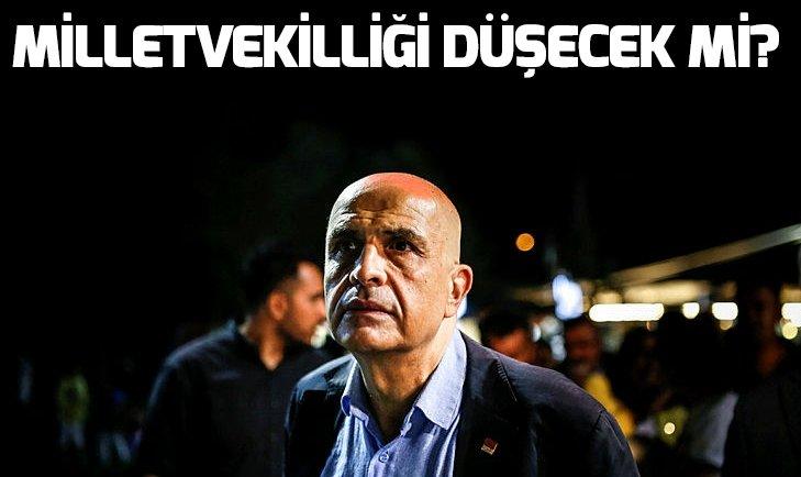 """""""Yargıtay'ın onama kararı, Enis Berberoğlu'nun milletvekilliğinin düşmesi anlamına gelir"""""""