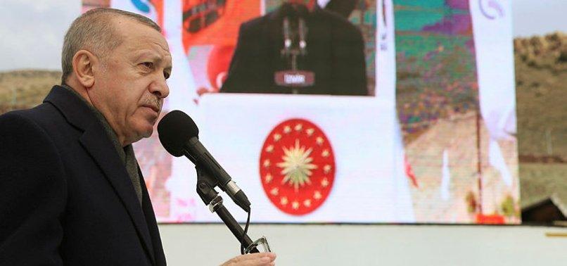 Son dakika: Başkan Erdoğan'dan Putin, Macron ve Merkel görüşmelerine ilişkin açıklama