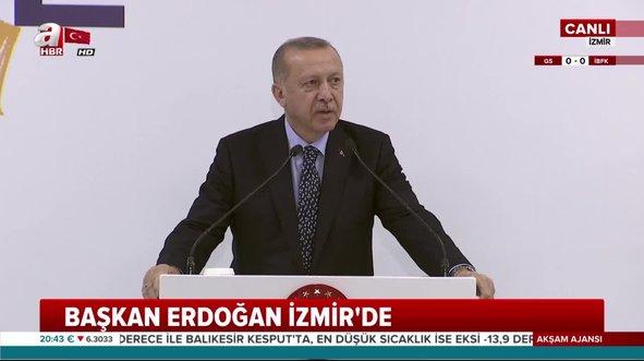 Başkan Erdoğan'dan Kılıçdaroğlu'na hodri meydan
