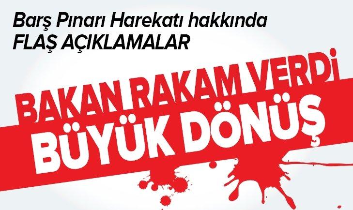 BAKAN ÇAVUŞOĞLU'NDAN FLAŞ HAREKAT AÇIKLAMASI!