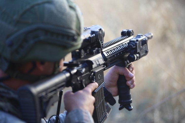 Son dakika: Operasyonlara yerli ve milli silahlar damga vurdu