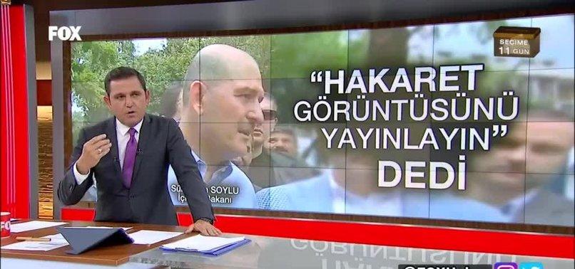 Fatih Portakal Ekrem İmamoğlu'nu yalanladı ile ilgili görsel sonucu