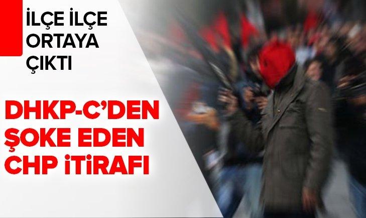 DHKP-C'NİN ÖRGÜT KASASI CEYHUN BAY'DAN CHP İTİRAFI