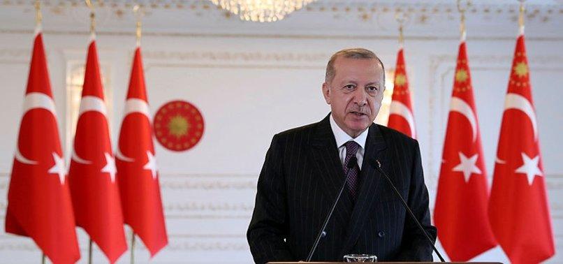 Son dakika: Dev proje açıldı! Başkan Erdoğan'dan çok sert Suriye uyarısı: Ya temizlenir ya da biz gider kendimiz yaparız