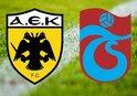 AEK - TRABZONSPOR | CANLI ANLATIM