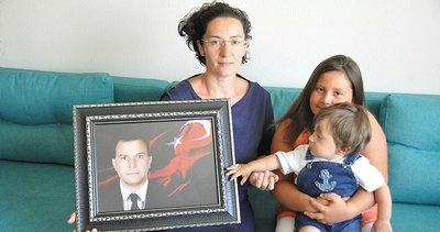 Polis karakoluna 15 Temmuz şehidi Cüneyt Bursa'nın ismi verildi