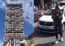 İşte İstanbul Silivri'deki deprem anı