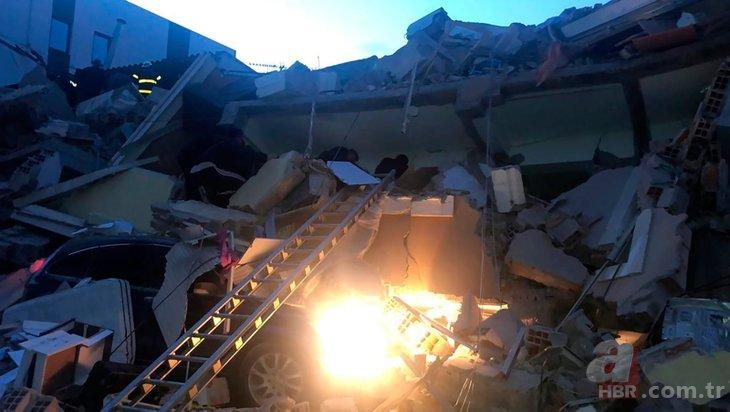 Arnavutluk'ta peş peşe depremler! Enkaz altında kalanlar var...