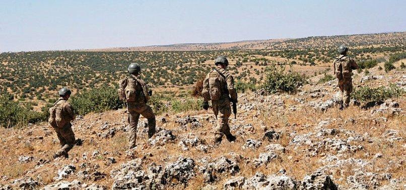 Kıran-2 Operasyonu'nda PKK'ya ait 7 sığınakta ele geçti