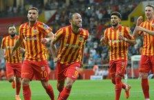 Kayserispor: 2 - Antalyaspor: 0