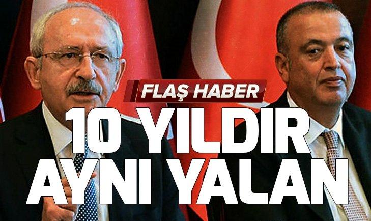 CHP'li İlgezdi yine tapu yalanıyla sahnede!