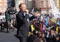 HDP MİTİNGİNDE 'KÜRDİSTAN' VE 'ÖCALAN' PROPAGANDASI