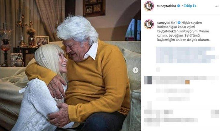 Cüneyt Arkın'ın oğlu Kaan Cüreklibatur son durumunu açıkladı