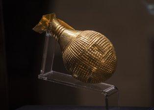 Anadolu'dan kaçırılan gaga ağızlı testi Türkiye'de! Tam 4 bin 250 yıllık