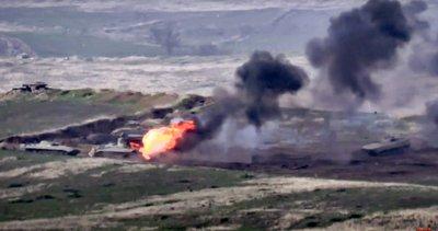 Dağlık Karabağ operasyonunda 28. gün! Ermenistan yine sivilleri hedef alıyor