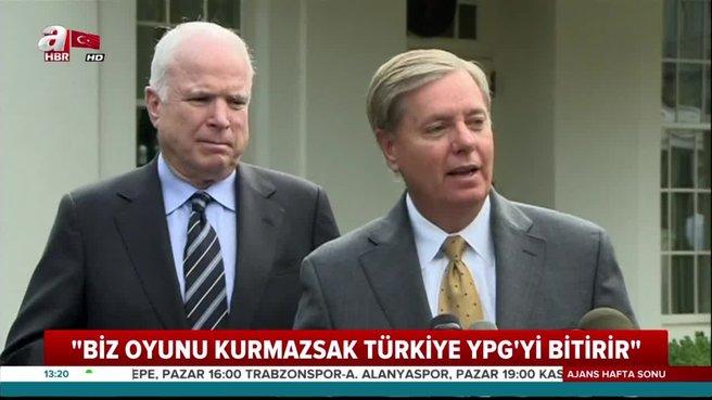 ABD'li isimden itiraf gibi açıklama: Oyunu biz kurmazsak Türkiye...