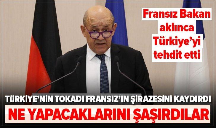 Fransa bir kez daha Türkiye'yi hedef aldı! Ne yapacaklarını şaşırdılar