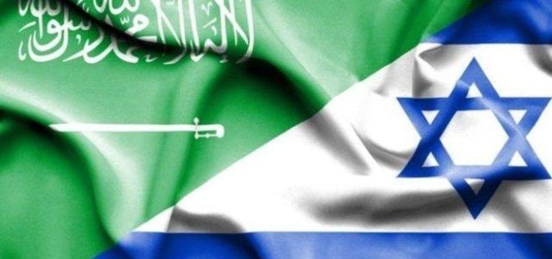 İsrail'den Suudi Arabistan'a destek…