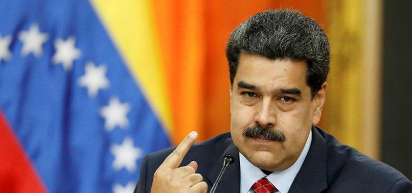 VENEZUELA'DA SON DAKİKA GELİŞMESİ! MADURO'YA KARŞI...