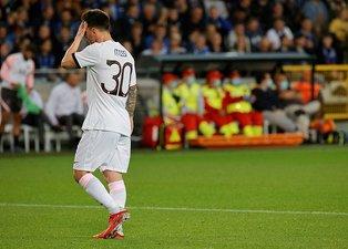 Messi hayal kırıklığı yarattı! Yerden yere vurdular
